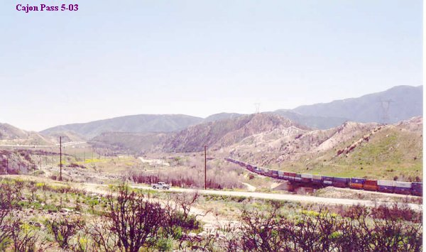 into Victorville