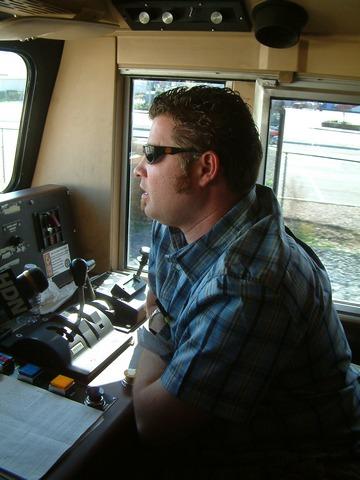 Bnsf Engineer Eric Lehmuth