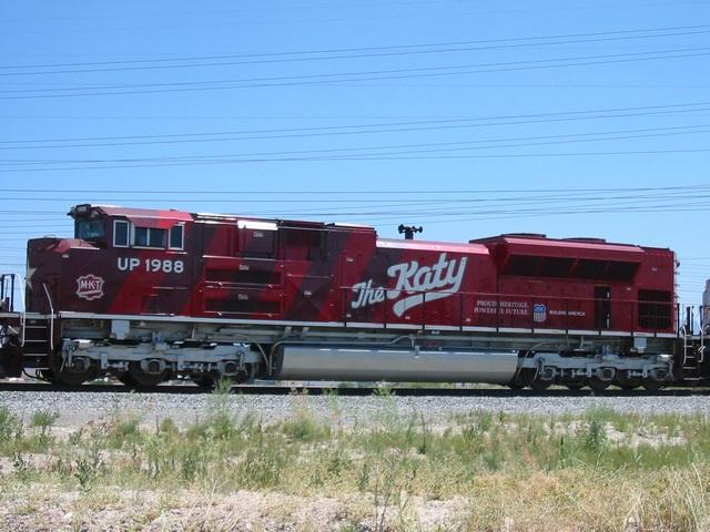 Unionpacific heritage locomotive fleet photo shoot