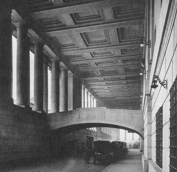 The Old Pennsylvania Station