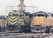 Mkt 375 Sits Next To A Former Mkt Sd40 2 In San Antonio