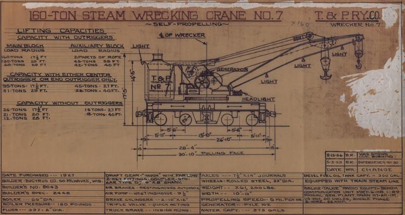 MoPac Engineering Diagrams / Screaming Eagles