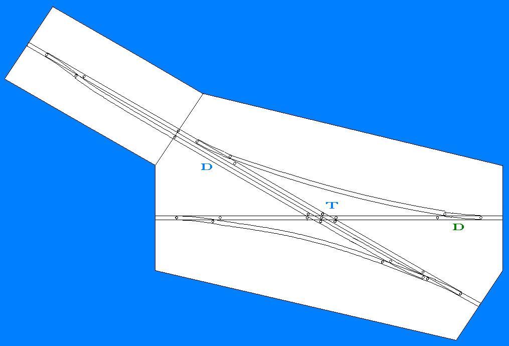 Construção de um módulo CrossingModule