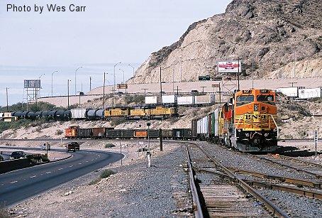 El Paso Railfan Primer