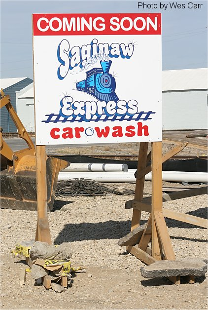 New Car Wash Saginaw Tx
