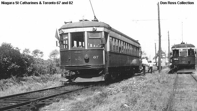 NStC&T Car No. 67 - Former L&LE No. 54