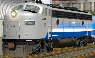 Agence Metropolitaine De Transport FP7A #1305