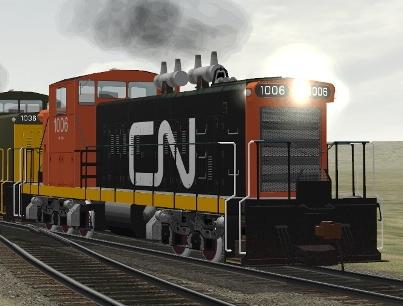 CN GMD1 #1006
