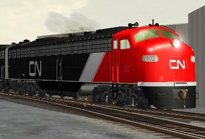 CN E9A #102