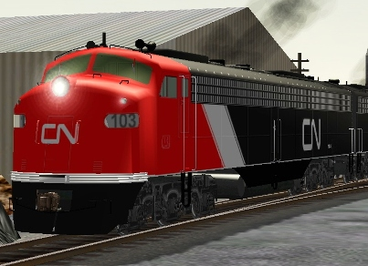 CN E9A #103 (cne9a.zip shown)