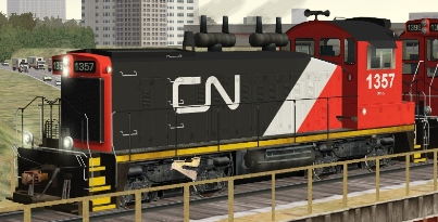 CN SW1200RS #1357