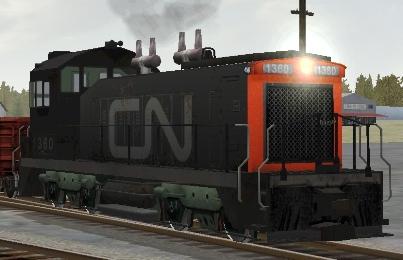 CN SW1200RS #1360