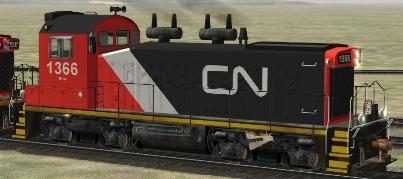CN SW1200RS #1366