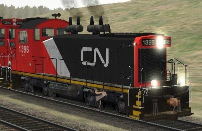 CN SW1200RS #1396