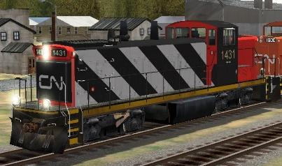 CN GMD1u #1431 (cmp_gmd1.zip shown)