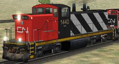 CN GMD1u #1440