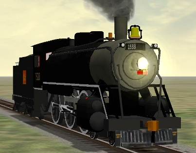 Tim's Canadian MSTS Locomotives List - Steam Page