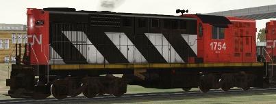 CN RSC-14 #1754