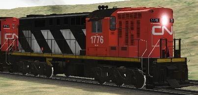 CN RSC-14 #1776