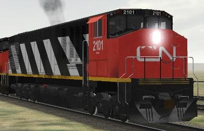 CN HR616 #2101