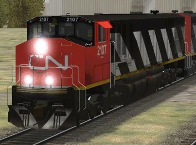 CN HR616 #2107