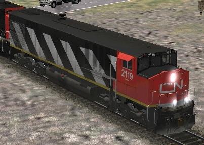 CN HR616 #2119