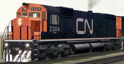 CN M-636 #2304