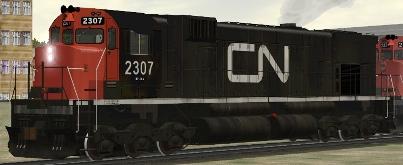 CN M-636 #2307