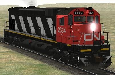 CN M-636 #2334