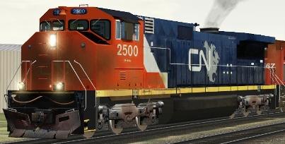 CN D9-44CWL #2500