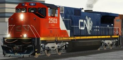 CN D9-44CWL #2503