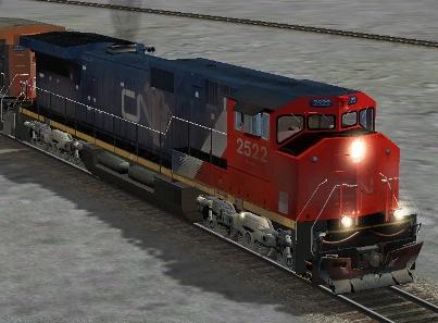 CN D9-44CWL #2522