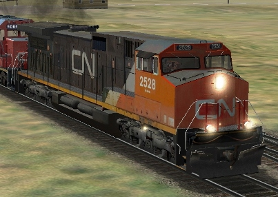 CN D9-44CW #2528