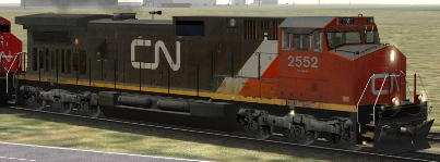 CN D9-44CW #2552