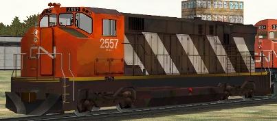 CN M-420W #2557