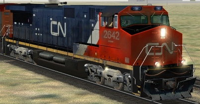 CN D9-44CW #2642