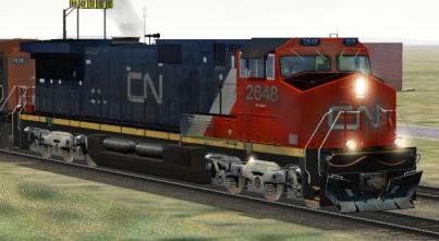CN D9-44CW #2648