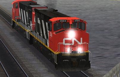 CN HR412 #3584