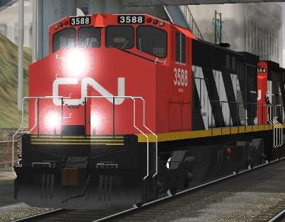 CN HR412 #3588