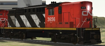 CN RS-18 #3656