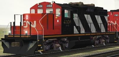CN GP9rm #4108