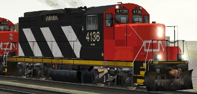 CN GP9rm #4136 (CN_GP9_Zebra.zip shown)