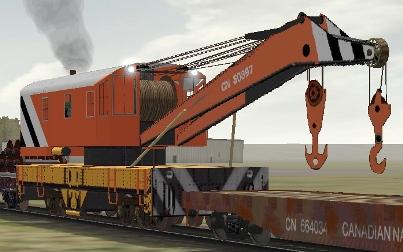 CN Industrial-Brownhoist 250-Ton Crane #50397