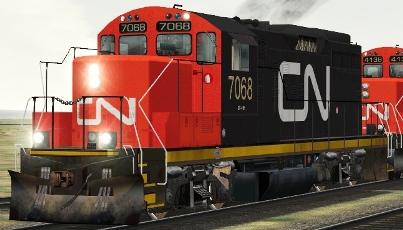 CN GP9rm #7068