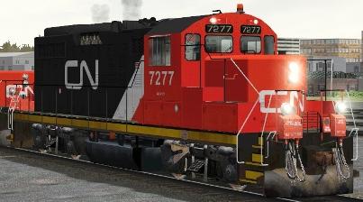 CN GP9rm #7277