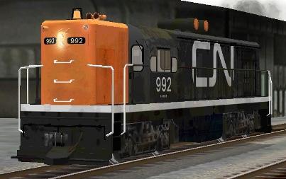 CN G12 #992