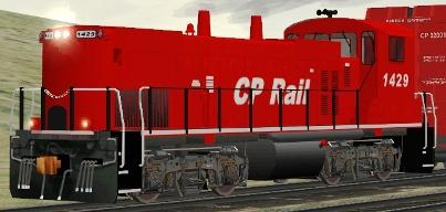 CP MP15AC #1429