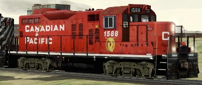 CP GP9u #1588