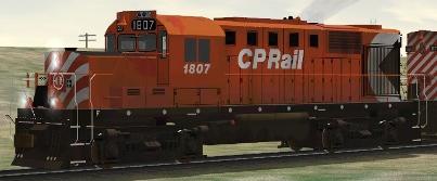 CP RS-18u #1807