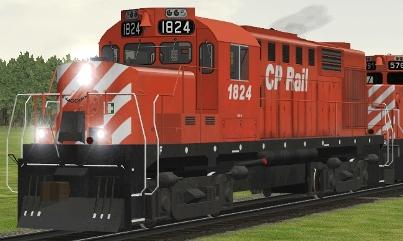 CP RS-18u #1824